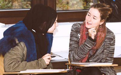 Wie wird man ein*e gute*r Mentor*in?